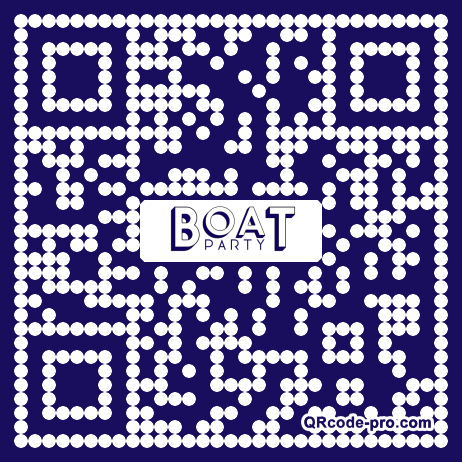 QR code with logo 1k160