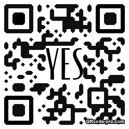 QR code with logo 1k190