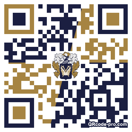 QR code with logo 1k1a0