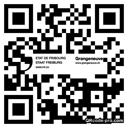 QR code with logo 1k360