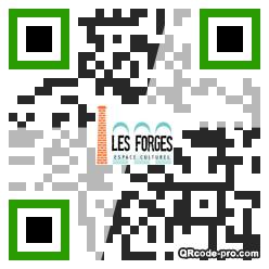 QR Code Design 1k4E0