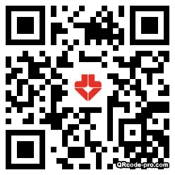 QR code with logo 1k8K0