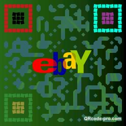 QR Code Design 1kBq0