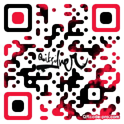 QR code with logo 1kFW0