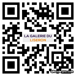 QR code with logo 1kG40