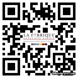 QR code with logo 1kG50
