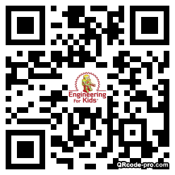 QR code with logo 1kGP0