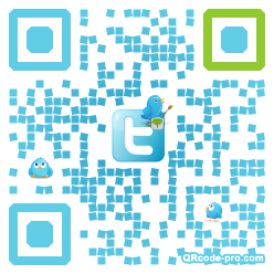 QR code with logo 1kGv0