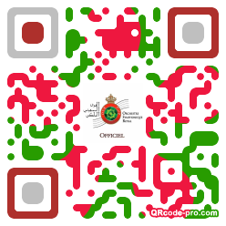 QR code with logo 1kNs0