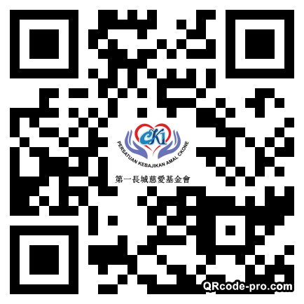 QR code with logo 1kSo0