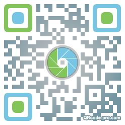 QR code with logo 1kWq0
