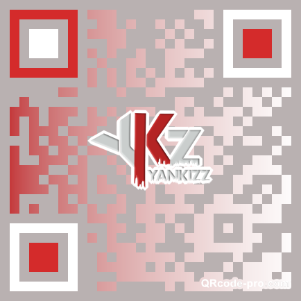 QR Code Design 1kZC0