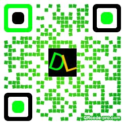 QR code with logo 1kbX0