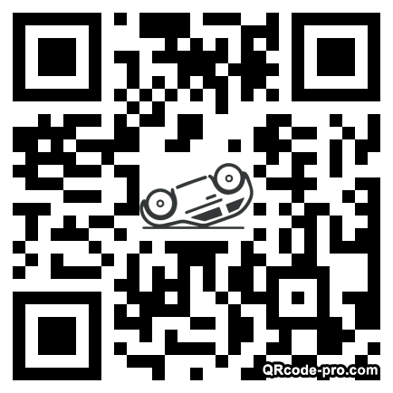 QR code with logo 1kc20