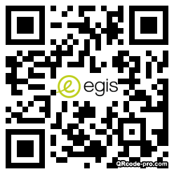 QR code with logo 1kdS0