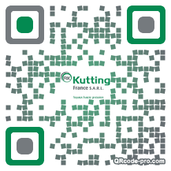 QR code with logo 1keO0