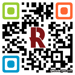 QR code with logo 1keZ0
