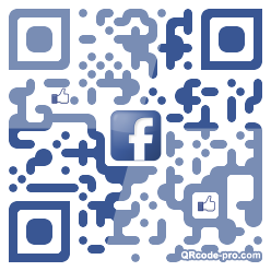 QR code with logo 1kif0