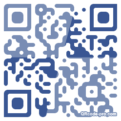 QR code with logo 1km20