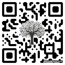 QR code with logo 1kn70