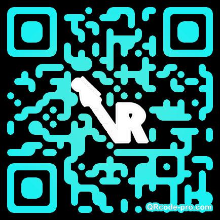 QR Code Design 1ksh0