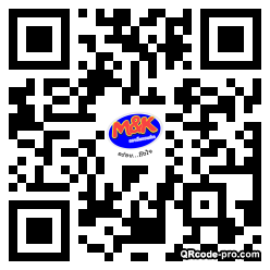 QR code with logo 1kux0