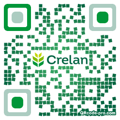 QR code with logo 1kwl0