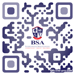 QR code with logo 1kyp0