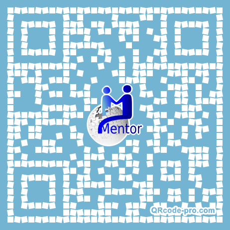 QR code with logo 1l060