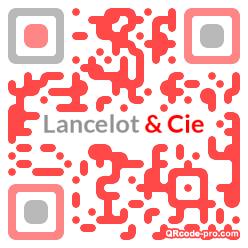 QR code with logo 1l7L0
