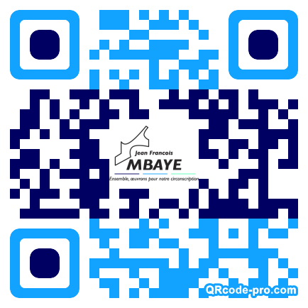 QR code with logo 1lBm0