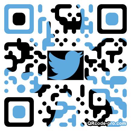 QR code with logo 1lEJ0