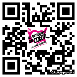 QR code with logo 1lEt0