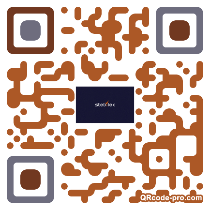 QR code with logo 1lHY0