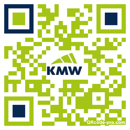 QR code with logo 1lJ90