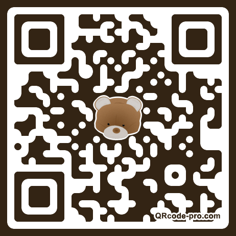 QR code with logo 1lPo0