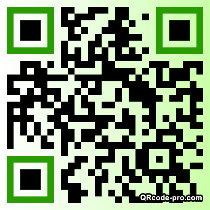 QR code with logo 1lY40
