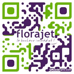 QR code with logo 1lYA0
