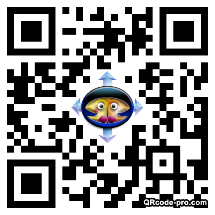 QR code with logo 1lf20