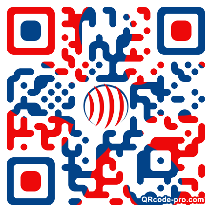 QR code with logo 1lgr0