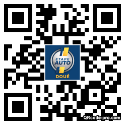 QR code with logo 1lm70