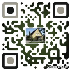 QR code with logo 1lsl0