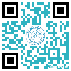 QR code with logo 1lw70