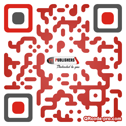 QR code with logo 1m3r0