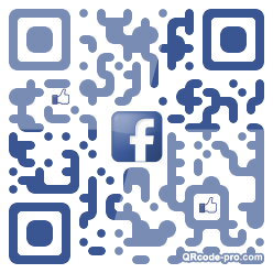 QR code with logo 1mBA0