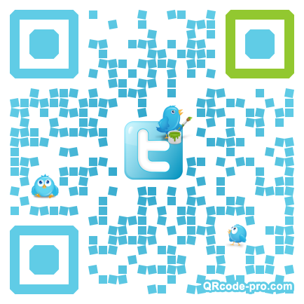 QR code with logo 1mBl0