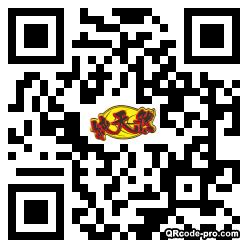 QR code with logo 1mDh0