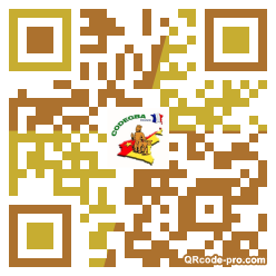 QR code with logo 1mGQ0
