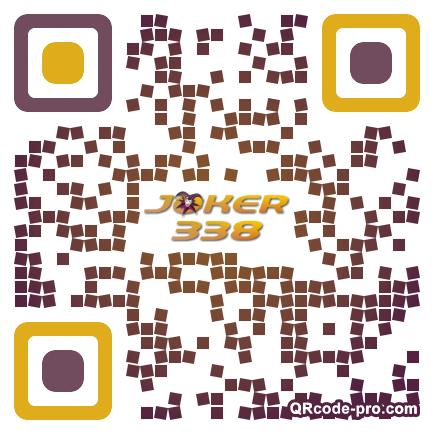 QR Code Design 1mHI0