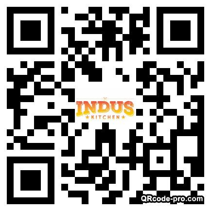 QR code with logo 1mLe0